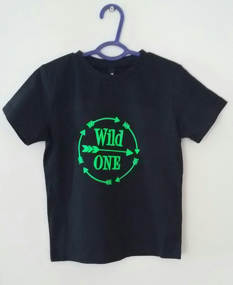 Wild One T Shirt Babeewear